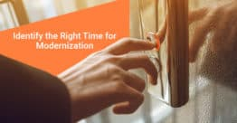 Identifying right time to modernize elevators